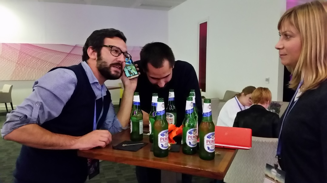 PPC Hero Conf - Beer Time